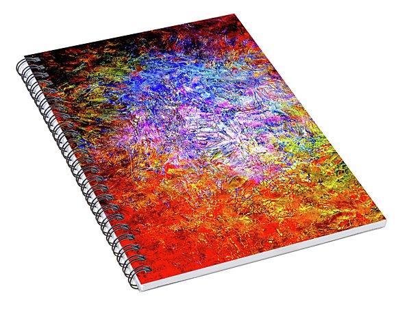 Cosmos Spiral Notebook