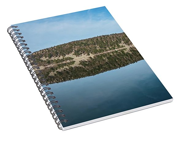 Devils Lake Spiral Notebook