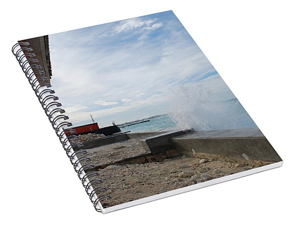 High Tide Spiral Notebook