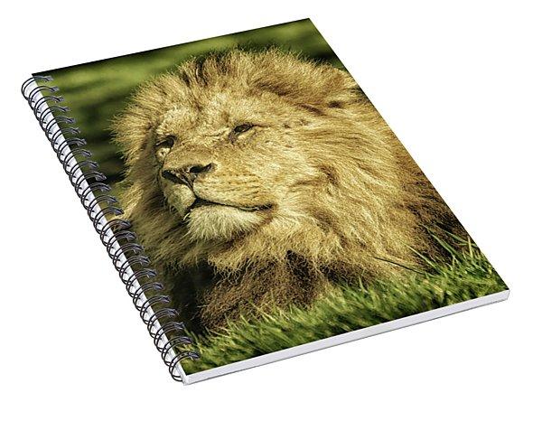King Spiral Notebook