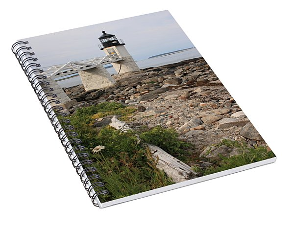 Marshall Point Lighthouse Spiral Notebook