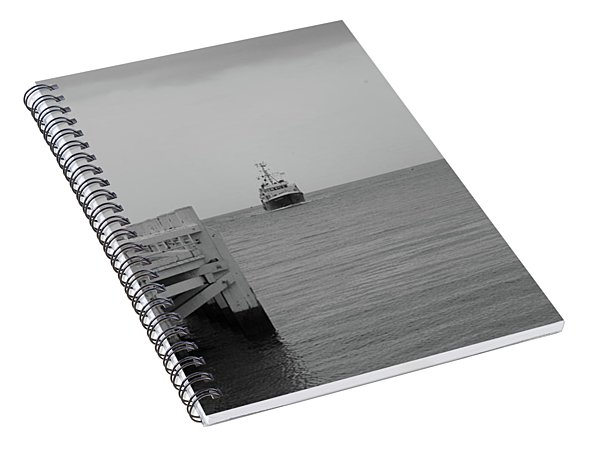 Ostend 2 Spiral Notebook