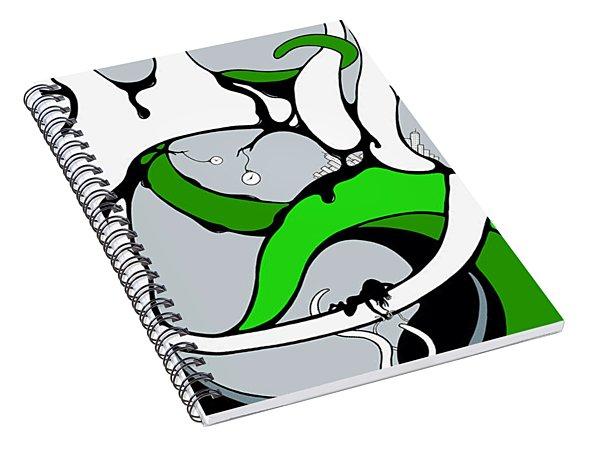 Parabys Spiral Notebook