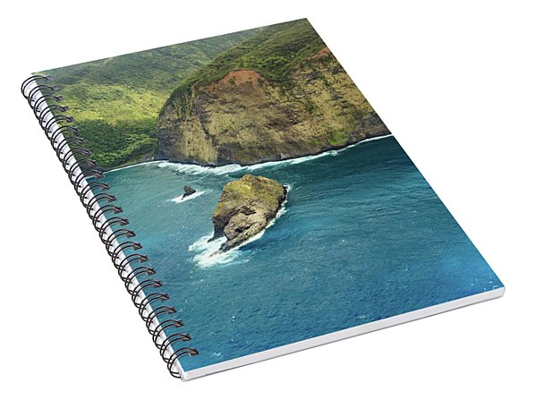 Pololu Point Spiral Notebook