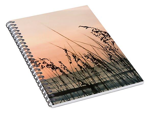 The Dunes Spiral Notebook