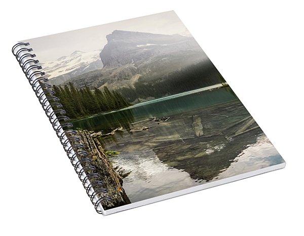 Tranquil Beauty Spiral Notebook