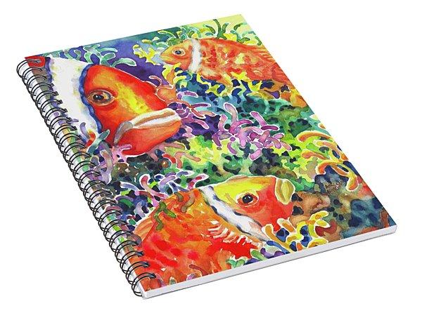 Where's Nemo I Spiral Notebook