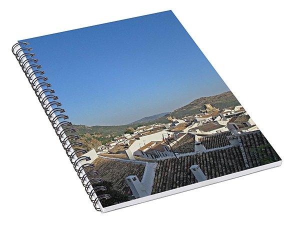 Zuheros Spiral Notebook