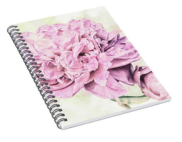 10861 Spring Peony Spiral Notebook