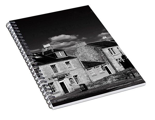 Clackmannan Spiral Notebook