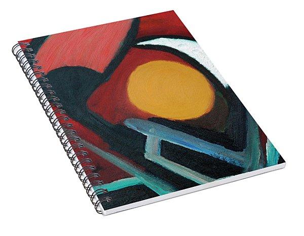 Hour Garden Spiral Notebook