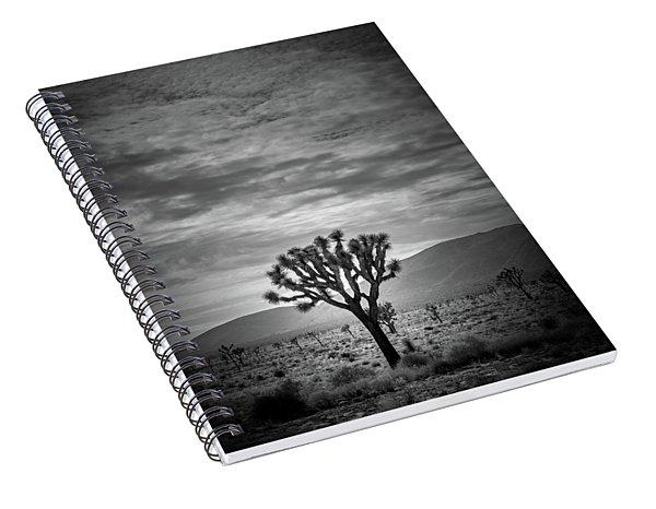 The Joshua Tree Spiral Notebook
