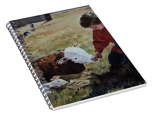 20 Minute Orphan Spiral Notebook