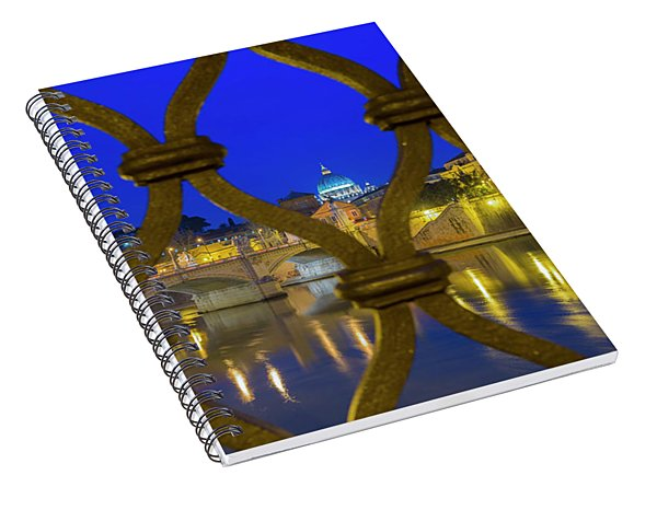 Vatican City Spiral Notebook