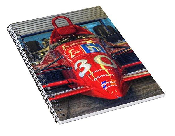 #30 Spiral Notebook