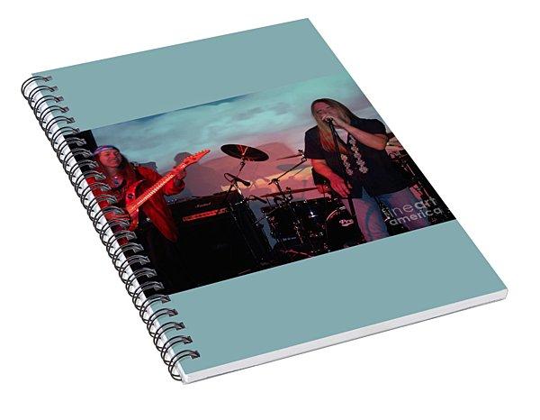 Uli Jon Roth Spiral Notebook
