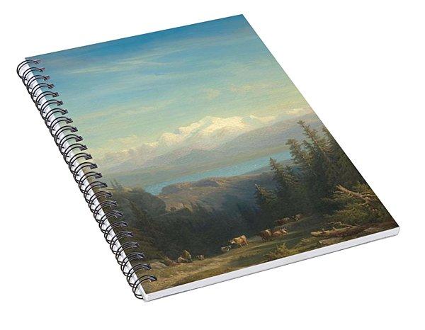432725 L 1 Spiral Notebook