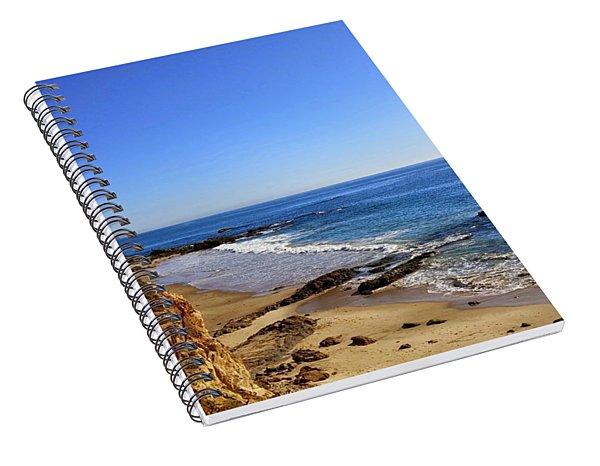 Laguna Beach California Spiral Notebook