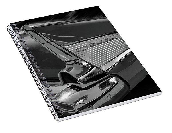 57 Spiral Notebook