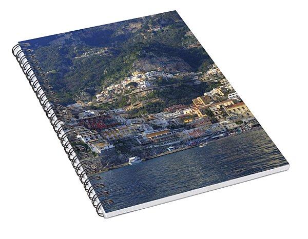Positano - Amalfi Coast Spiral Notebook