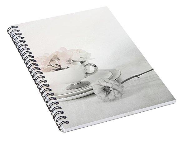 A Day Of Softness Spiral Notebook
