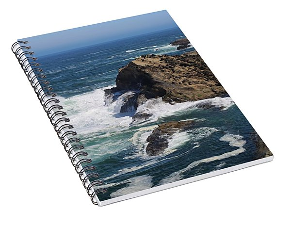 a May day Spiral Notebook