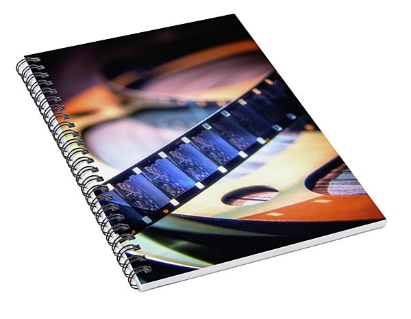 A Movie Anyone Spiral Notebook