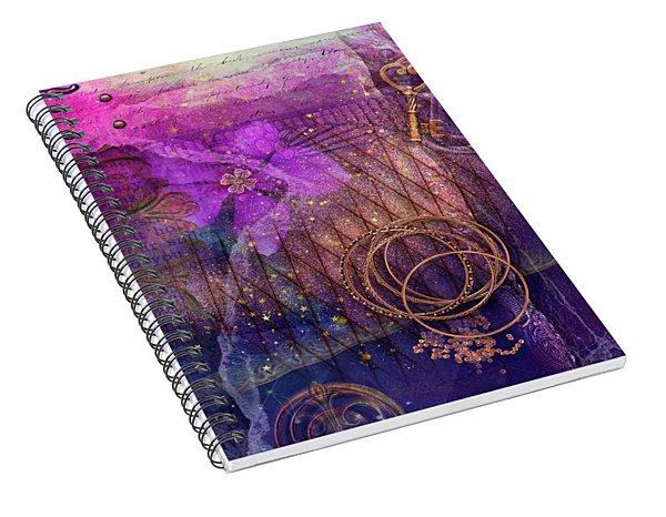 A Night Out Spiral Notebook