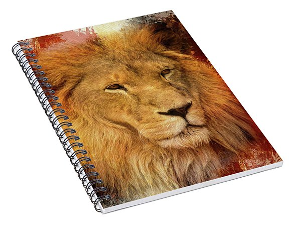 A Tribute To Asante Spiral Notebook