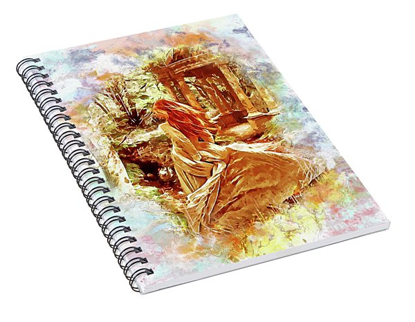 A Walk In The Woods 2 Spiral Notebook
