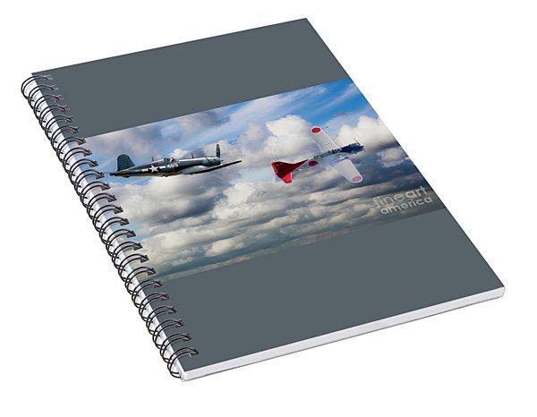 AC3 Spiral Notebook