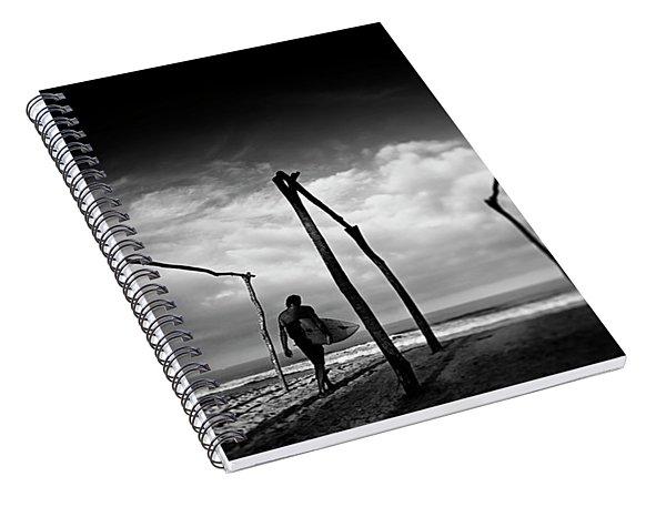 Add Lib Spiral Notebook