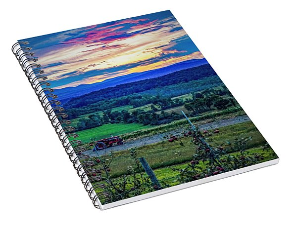 Adirondack Country Spiral Notebook