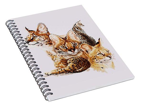 Adroit Spiral Notebook