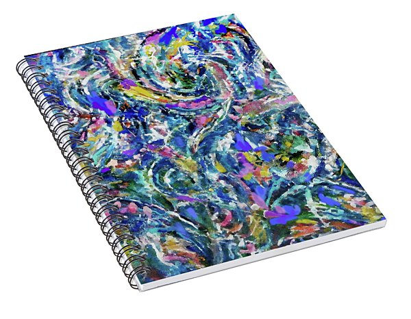 Aerial Winds Spiral Notebook