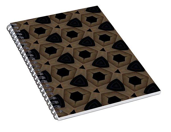 Agate Dimensions Spiral Notebook