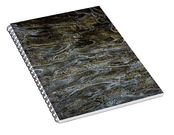 Agitated Spiral Notebook