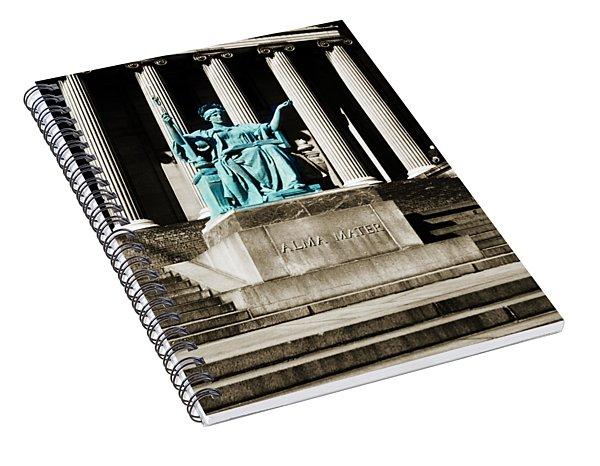 Alma Mater Spiral Notebook