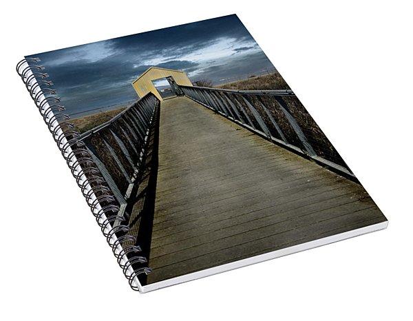 Alviso, California Spiral Notebook