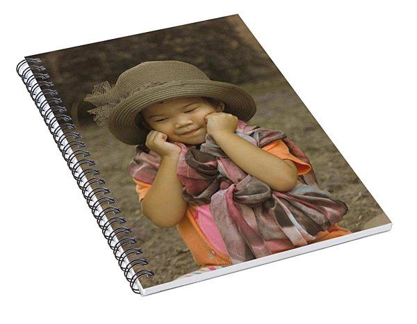 am I cute Spiral Notebook