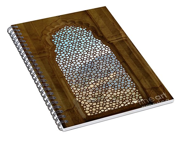 Amer Fort 10 Spiral Notebook