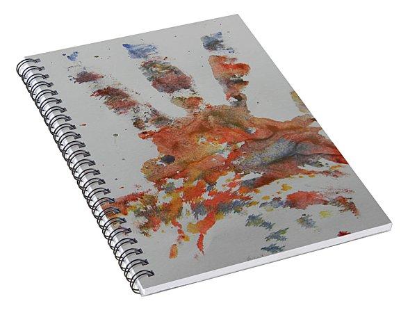 Arab Spring One Spiral Notebook