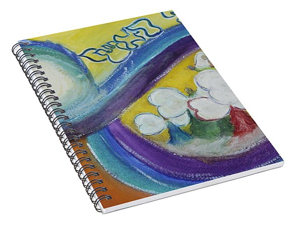 Archangels Spiral Notebook