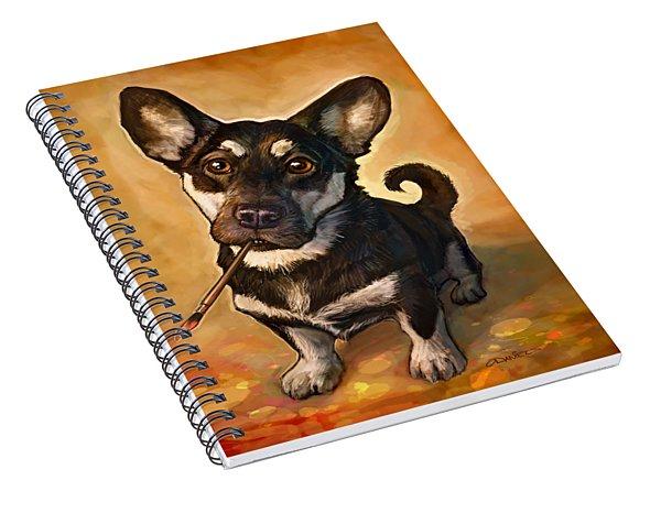 Arfist Spiral Notebook