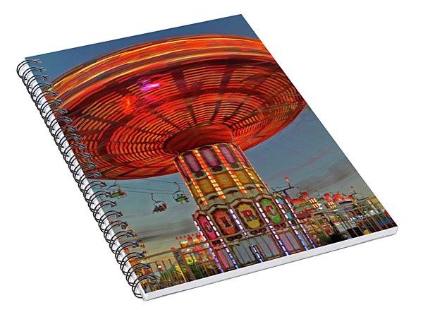 Arizona State Fair Spiral Notebook