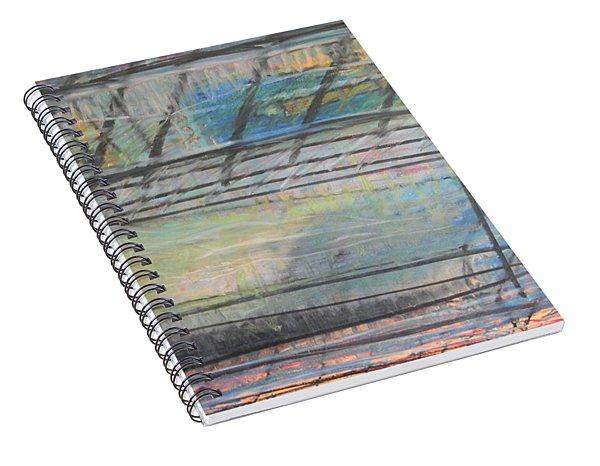 Artists' Cemetery Spiral Notebook