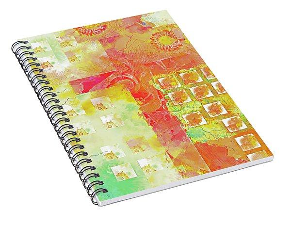 Look Spiral Notebook
