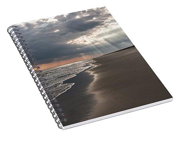 As Far As - Spiral Notebook