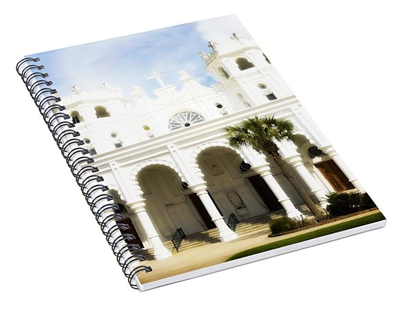 Ascension Sunday Spiral Notebook