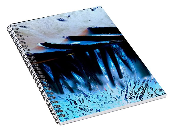 At The Car Wash 9 Spiral Notebook
